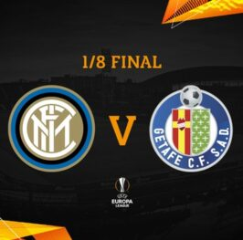 Europa League: Inter – Getafe